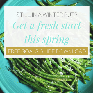 Get A Fresh Start this Spring Graphic